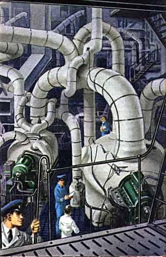Brodske Parne Turbine
